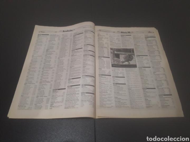 Coleccionismo deportivo: SPORT N° 6012. 28 DE JULIO 1996. - Foto 20 - 255950325