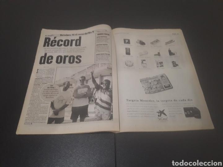 Coleccionismo deportivo: SPORT N° 6012. 28 DE JULIO 1996. - Foto 22 - 255950325