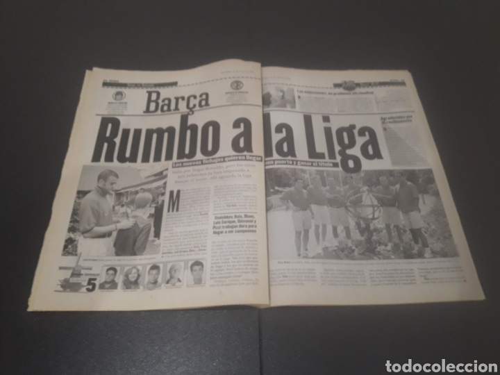 Coleccionismo deportivo: SPORT N° 6012. 28 DE JULIO 1996. - Foto 23 - 255950325