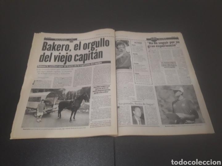 Coleccionismo deportivo: SPORT N° 6012. 28 DE JULIO 1996. - Foto 25 - 255950325