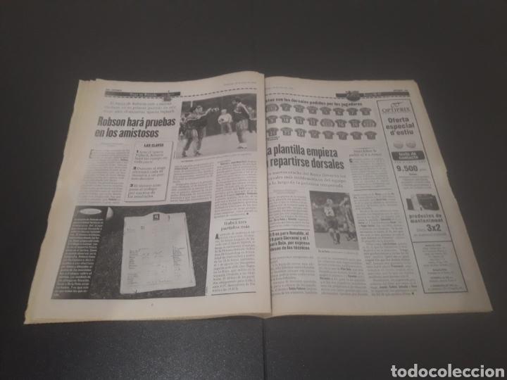 Coleccionismo deportivo: SPORT N° 6012. 28 DE JULIO 1996. - Foto 26 - 255950325