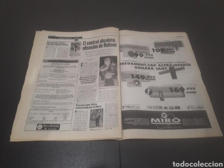 Coleccionismo deportivo: SPORT N° 6012. 28 DE JULIO 1996. - Foto 28 - 255950325