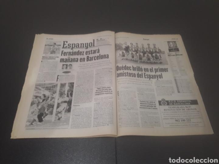 Coleccionismo deportivo: SPORT N° 6012. 28 DE JULIO 1996. - Foto 29 - 255950325