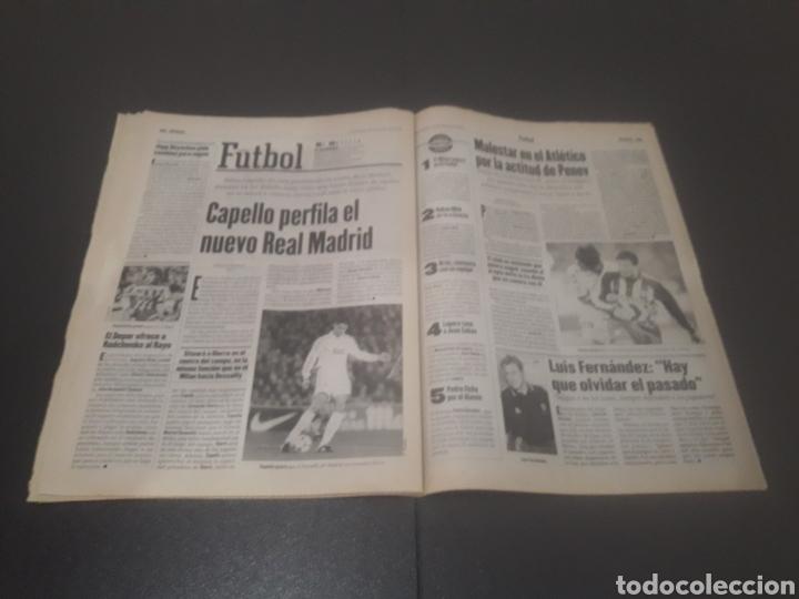 Coleccionismo deportivo: SPORT N° 6012. 28 DE JULIO 1996. - Foto 30 - 255950325
