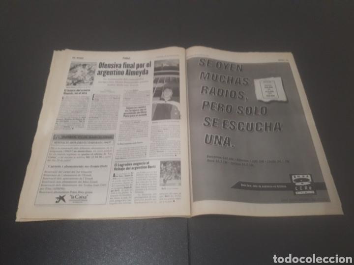 Coleccionismo deportivo: SPORT N° 6012. 28 DE JULIO 1996. - Foto 31 - 255950325