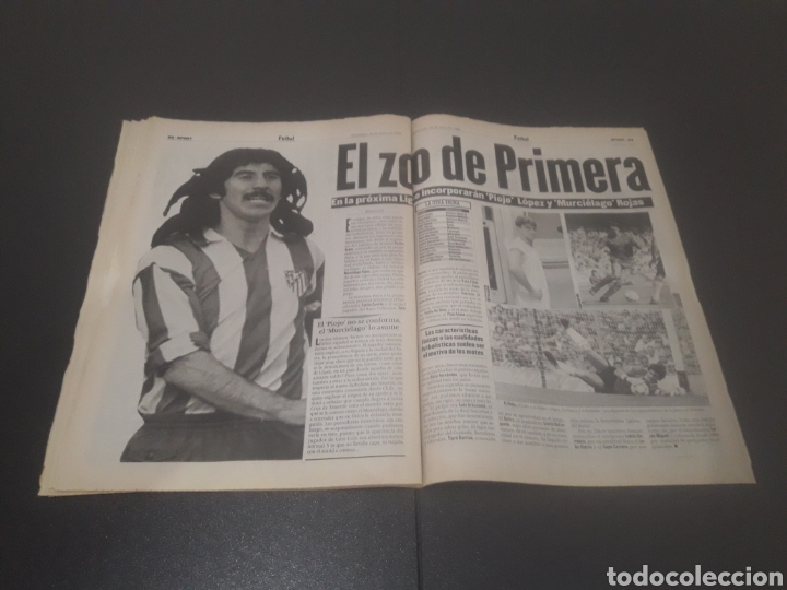 Coleccionismo deportivo: SPORT N° 6012. 28 DE JULIO 1996. - Foto 32 - 255950325