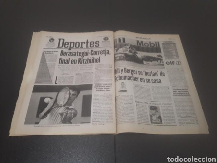 Coleccionismo deportivo: SPORT N° 6012. 28 DE JULIO 1996. - Foto 34 - 255950325