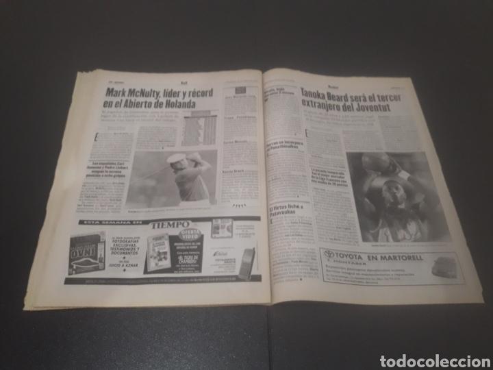 Coleccionismo deportivo: SPORT N° 6012. 28 DE JULIO 1996. - Foto 36 - 255950325
