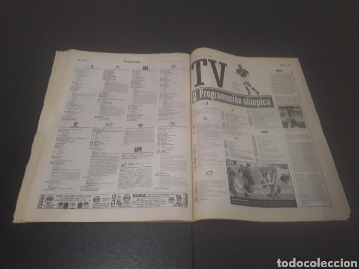 Coleccionismo deportivo: SPORT N° 6012. 28 DE JULIO 1996. - Foto 39 - 255950325