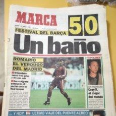 Coleccionismo deportivo: PERIÓDICO MARCA.. Lote 255951125