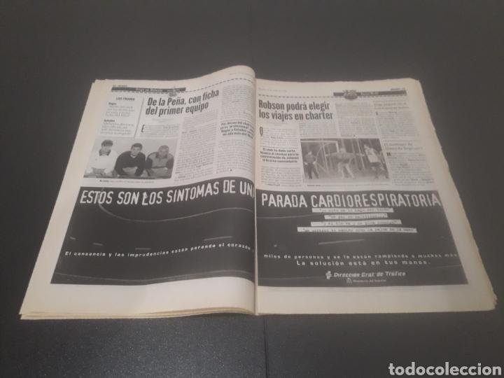 Coleccionismo deportivo: SPORT N° 6014. 30 DE JULIO 1996. - Foto 7 - 255952105