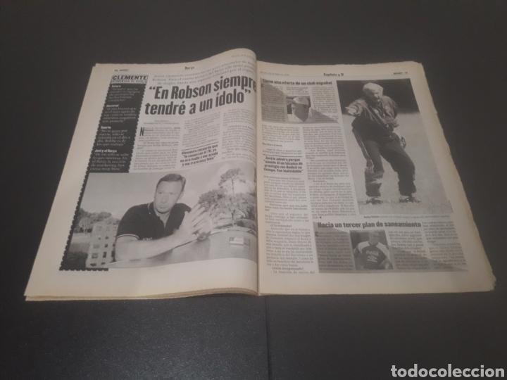 Coleccionismo deportivo: SPORT N° 6014. 30 DE JULIO 1996. - Foto 9 - 255952105