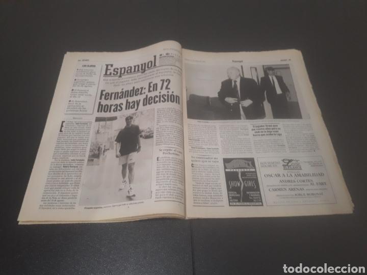 Coleccionismo deportivo: SPORT N° 6014. 30 DE JULIO 1996. - Foto 11 - 255952105