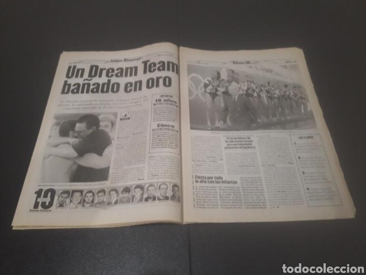 Coleccionismo deportivo: SPORT N° 6014. 30 DE JULIO 1996. - Foto 13 - 255952105
