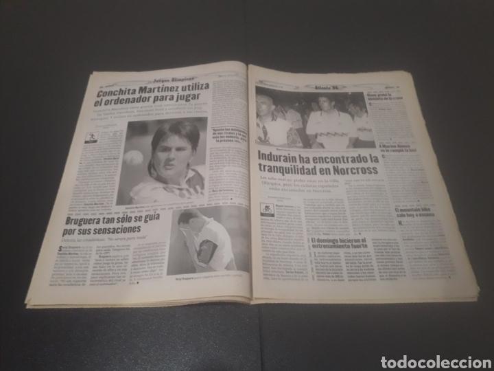Coleccionismo deportivo: SPORT N° 6014. 30 DE JULIO 1996. - Foto 16 - 255952105