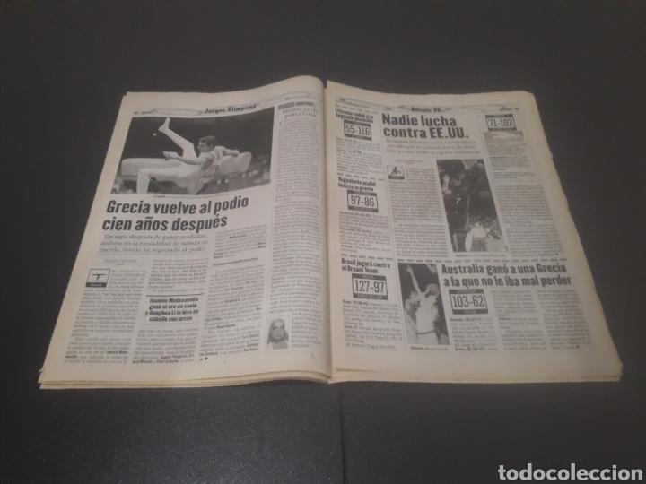 Coleccionismo deportivo: SPORT N° 6014. 30 DE JULIO 1996. - Foto 18 - 255952105