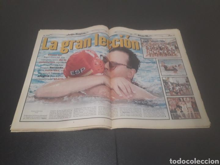 Coleccionismo deportivo: SPORT N° 6014. 30 DE JULIO 1996. - Foto 19 - 255952105