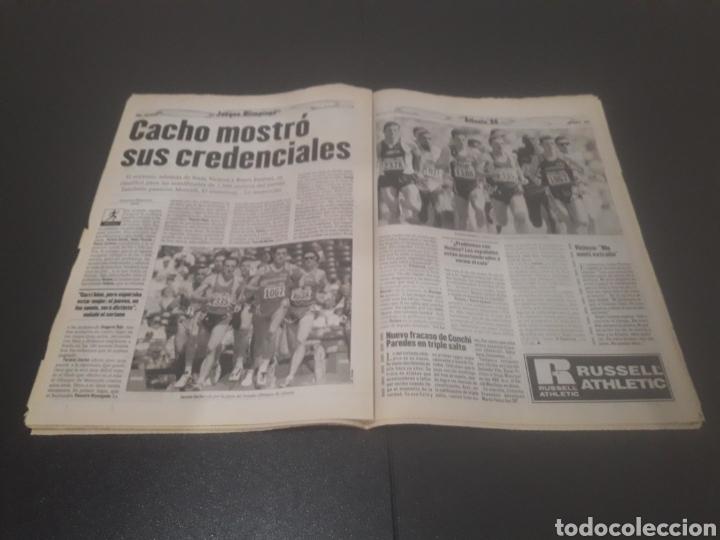 Coleccionismo deportivo: SPORT N° 6014. 30 DE JULIO 1996. - Foto 20 - 255952105
