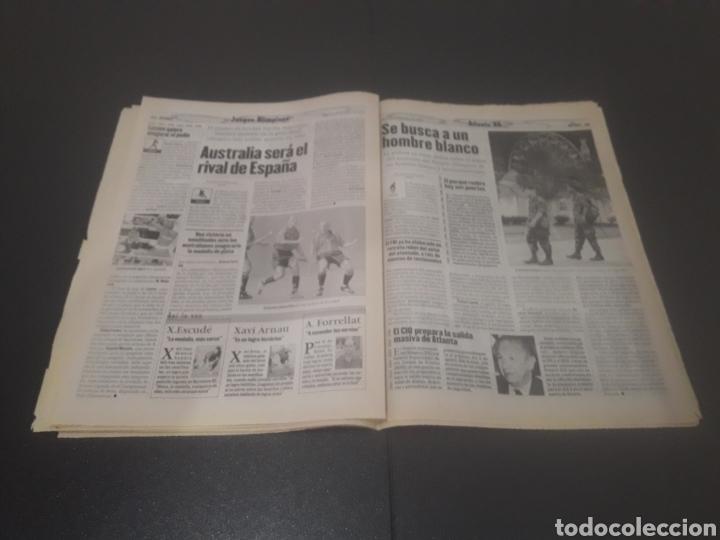 Coleccionismo deportivo: SPORT N° 6014. 30 DE JULIO 1996. - Foto 23 - 255952105