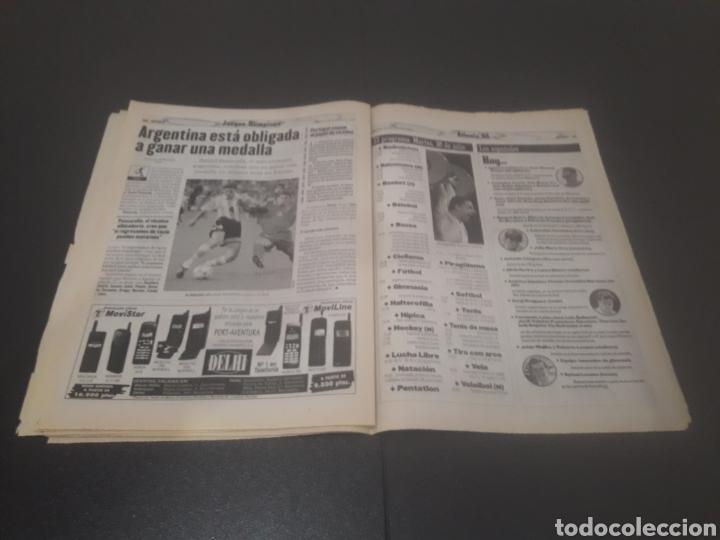 Coleccionismo deportivo: SPORT N° 6014. 30 DE JULIO 1996. - Foto 24 - 255952105
