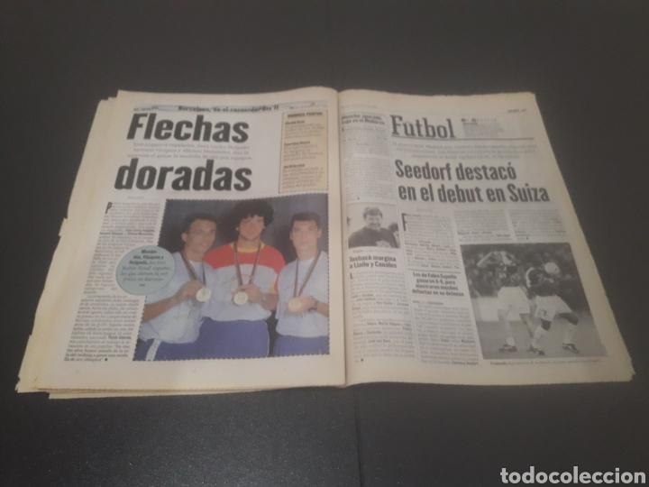 Coleccionismo deportivo: SPORT N° 6014. 30 DE JULIO 1996. - Foto 26 - 255952105