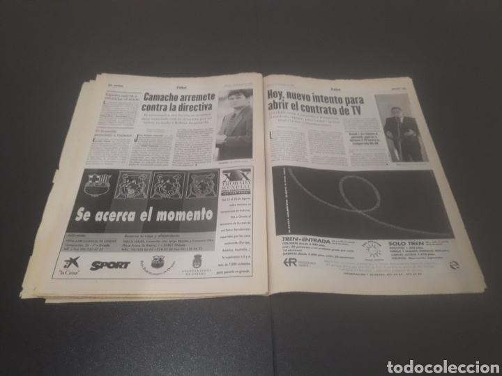 Coleccionismo deportivo: SPORT N° 6014. 30 DE JULIO 1996. - Foto 28 - 255952105