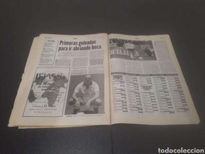 Coleccionismo deportivo: SPORT N° 6014. 30 DE JULIO 1996. - Foto 29 - 255952105