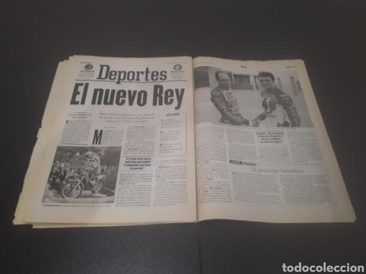 Coleccionismo deportivo: SPORT N° 6014. 30 DE JULIO 1996. - Foto 31 - 255952105