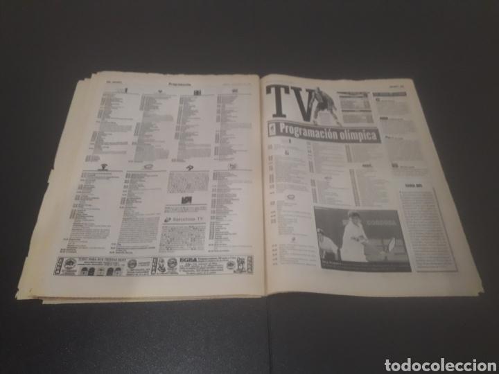 Coleccionismo deportivo: SPORT N° 6014. 30 DE JULIO 1996. - Foto 35 - 255952105