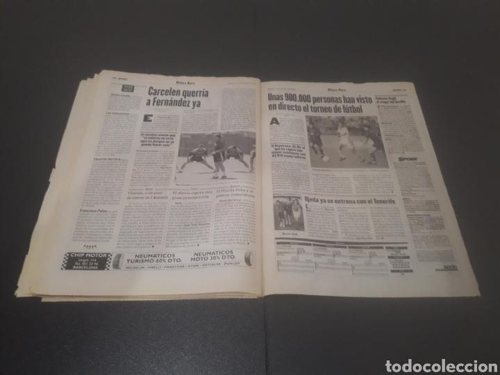 Coleccionismo deportivo: SPORT N° 6014. 30 DE JULIO 1996. - Foto 36 - 255952105