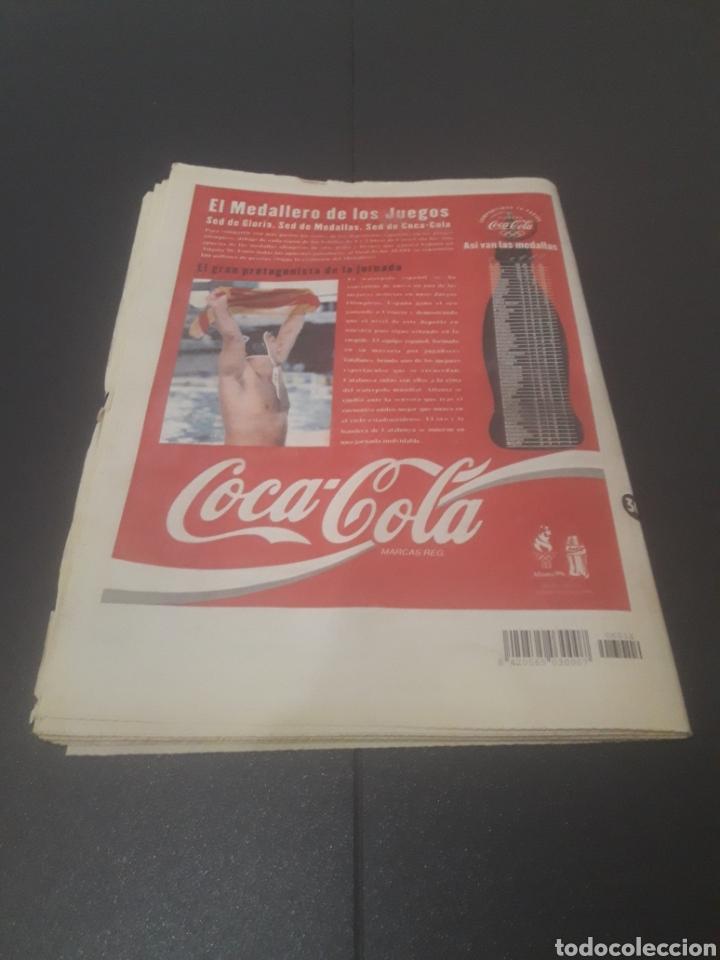 Coleccionismo deportivo: SPORT N° 6014. 30 DE JULIO 1996. - Foto 37 - 255952105