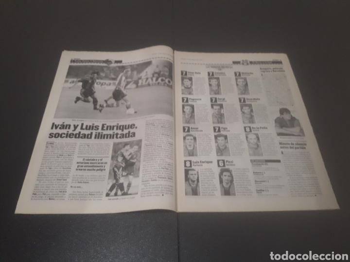 Coleccionismo deportivo: SPORT N° 6025. 10 DE AGOSTO 1996. - Foto 3 - 255954310