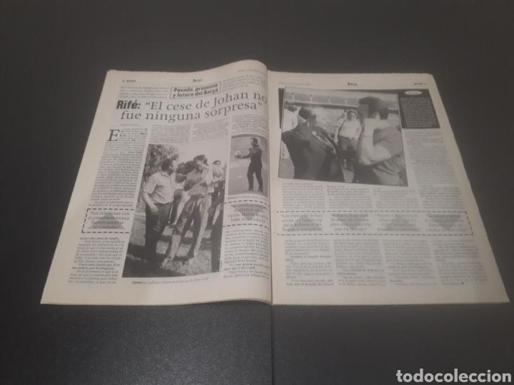 Coleccionismo deportivo: SPORT N° 6025. 10 DE AGOSTO 1996. - Foto 4 - 255954310