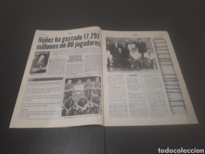 Coleccionismo deportivo: SPORT N° 6025. 10 DE AGOSTO 1996. - Foto 5 - 255954310