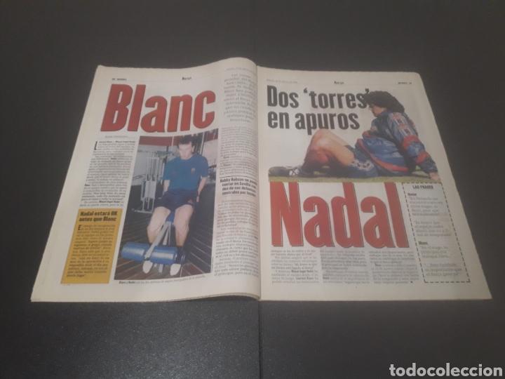 Coleccionismo deportivo: SPORT N° 6025. 10 DE AGOSTO 1996. - Foto 9 - 255954310