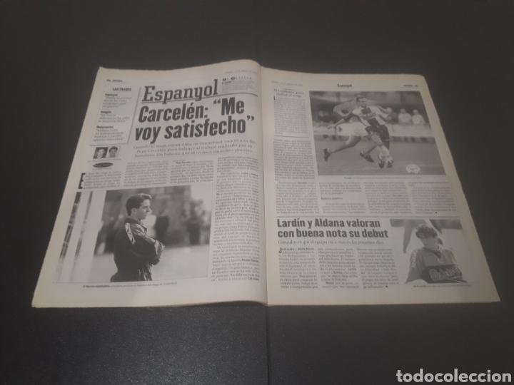 Coleccionismo deportivo: SPORT N° 6025. 10 DE AGOSTO 1996. - Foto 11 - 255954310
