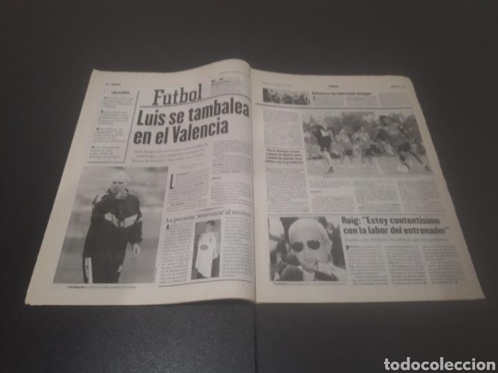 Coleccionismo deportivo: SPORT N° 6025. 10 DE AGOSTO 1996. - Foto 13 - 255954310