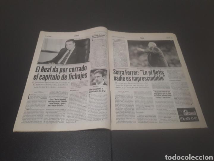 Coleccionismo deportivo: SPORT N° 6025. 10 DE AGOSTO 1996. - Foto 14 - 255954310