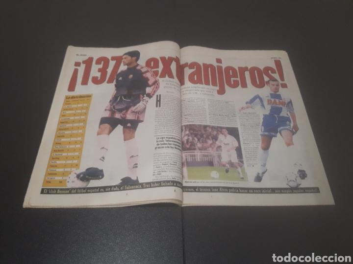 Coleccionismo deportivo: SPORT N° 6025. 10 DE AGOSTO 1996. - Foto 17 - 255954310