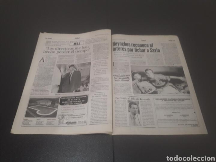 Coleccionismo deportivo: SPORT N° 6025. 10 DE AGOSTO 1996. - Foto 18 - 255954310