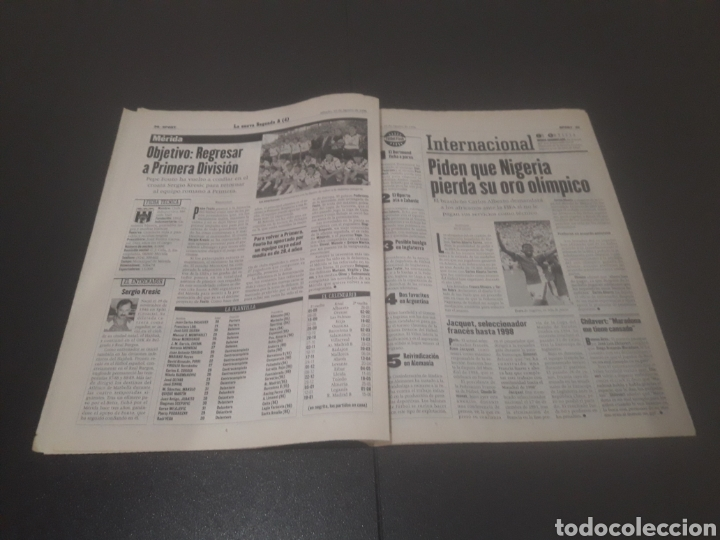 Coleccionismo deportivo: SPORT N° 6025. 10 DE AGOSTO 1996. - Foto 19 - 255954310