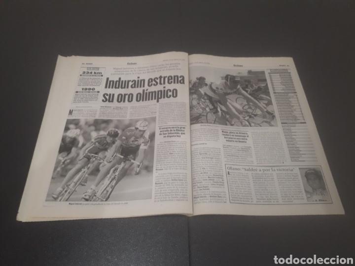 Coleccionismo deportivo: SPORT N° 6025. 10 DE AGOSTO 1996. - Foto 21 - 255954310