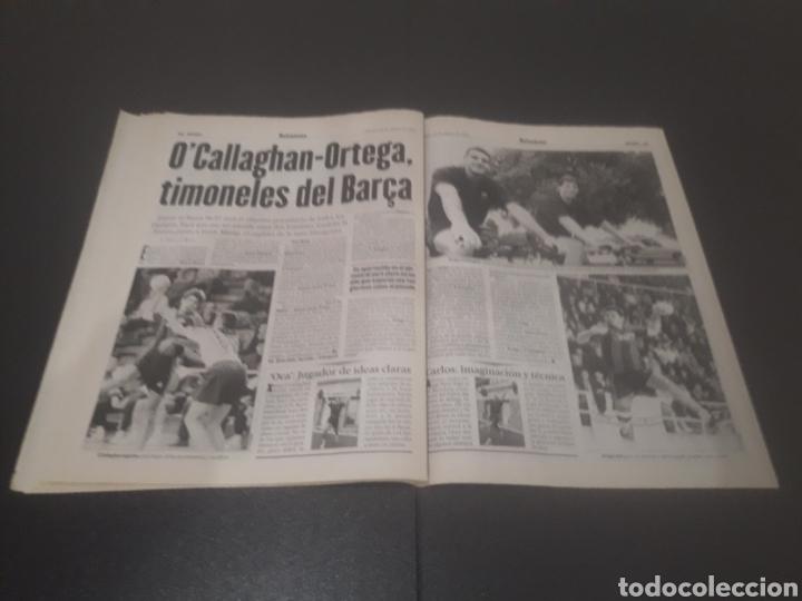 Coleccionismo deportivo: SPORT N° 6025. 10 DE AGOSTO 1996. - Foto 23 - 255954310