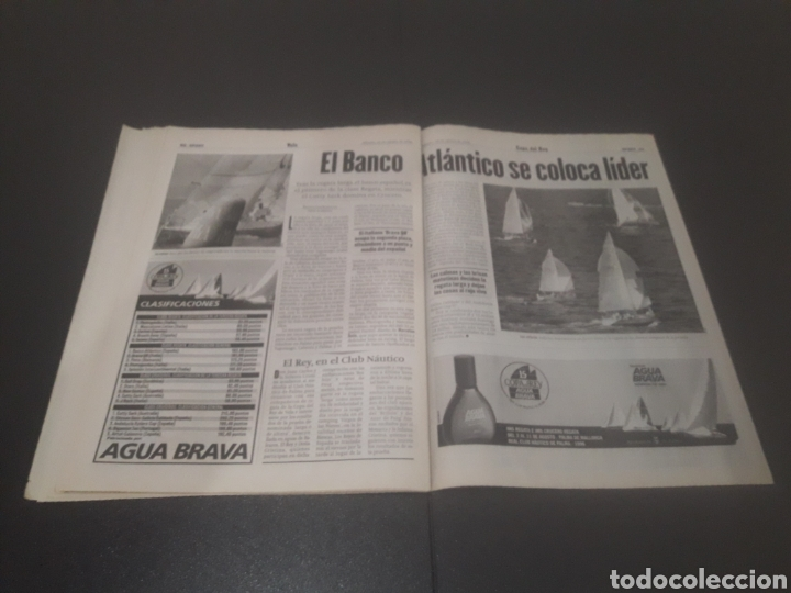 Coleccionismo deportivo: SPORT N° 6025. 10 DE AGOSTO 1996. - Foto 26 - 255954310