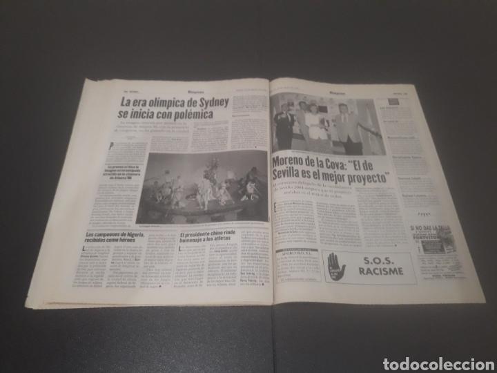 Coleccionismo deportivo: SPORT N° 6025. 10 DE AGOSTO 1996. - Foto 27 - 255954310