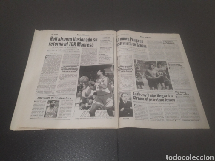 Coleccionismo deportivo: SPORT N° 6025. 10 DE AGOSTO 1996. - Foto 29 - 255954310