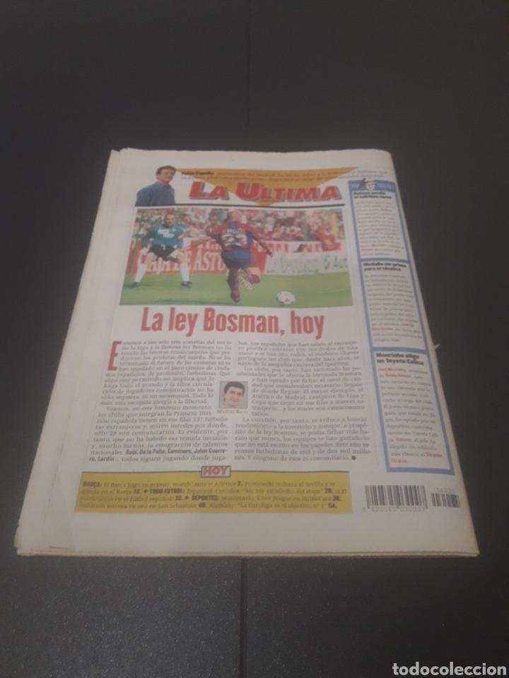 Coleccionismo deportivo: SPORT N° 6025. 10 DE AGOSTO 1996. - Foto 33 - 255954310