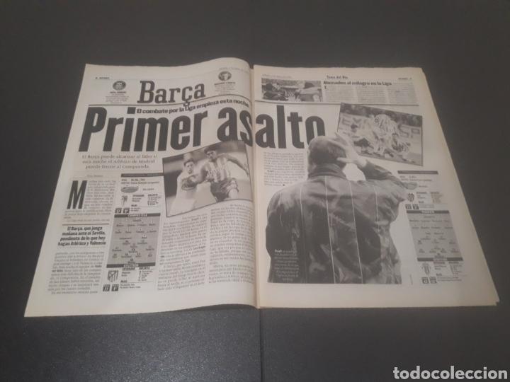 Coleccionismo deportivo: SPORT N° 5927. 4 DE MAYO 1996. - Foto 2 - 255956935