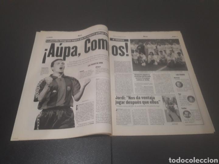 Coleccionismo deportivo: SPORT N° 5927. 4 DE MAYO 1996. - Foto 4 - 255956935