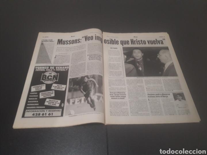 Coleccionismo deportivo: SPORT N° 5927. 4 DE MAYO 1996. - Foto 6 - 255956935